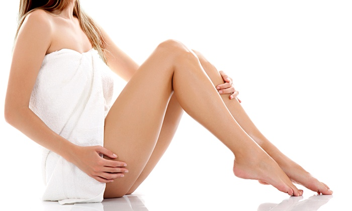 Dr. Joanna DeLeo - Harrisburg: Six Laser Hair-Removal Treatments for a Small, Medium, Large, or Extra-Large Area from Dr. Joanna DeLeo (Up to 85% Off)