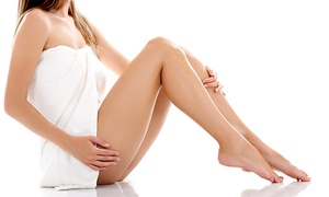 Dr. Joanna DeLeo: Six Laser Hair-Removal Treatments for a Small, Medium, Large, or Extra-Large Area from Dr. Joanna DeLeo (Up to 85% Off)