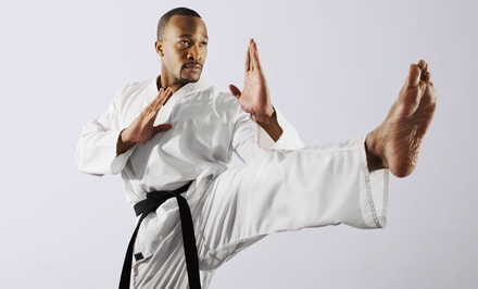 5 or 10 Introductory Sessions with a Uniform at Live Confident Martial Arts (Up to 78% Off)
