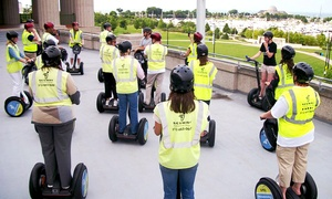 Segway Experience of Chicago: $37 for a Two-Hour Segway Tour of Downtown Chicago from Segway Experience of Chicago (Up to $65 Value)