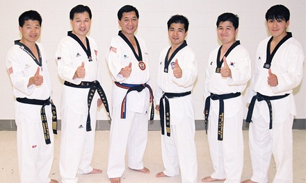 Martial-Arts Class Packages at Lee Brothers Martial Arts (95% Off). Four Options Available.
