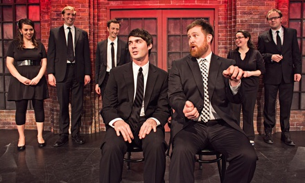 The Second City's Deep Cuts or Improv All-Stars at UP Comedy Club on September 1–November 10 (Up to 43% Off)