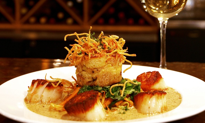 Kinley's Restaurant & Bar - Midtown: Upscale Dinner for Two or Four at Kinley's Restaurant & Bar (Up to 50% Off)