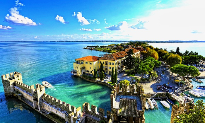 5b4e3ba6fe Relax e gusto sul Lago di Garda ...