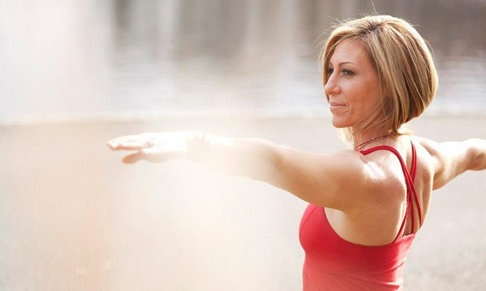Soul In Motion Yoga - Cliffside Park: Five or Ten Classes or One Month of Yoga or Fitness Classes at Soul In Motion Yoga (Up to 75% Off)