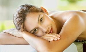 Verte Brillar: Desde $109 por 4 u 8 sesiones de camilla termomasajeadora con piedra de jade y masajes + musicoterapia en Verte Brillar