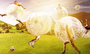 Bubble Football Germany: Einzel- oder Teamticket für die Bubble Football Events im August in Hannover, Berlin oder Frankfurt ab 19,90 €