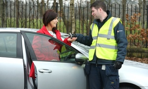 Easytrip Services Ireland: One-Year Breakdown Assistance with Optional Puncture Cover from Easytrip Services Ireland (Up to 41% Off)