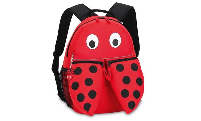 f76d11d34a119 Dziecięcy plecak lub walizka: 2 modele | Groupon