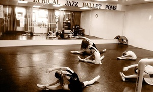 Allana's Academy Of Dance: Up to 63% Off Dance Classes at Allana's Academy Of Dance