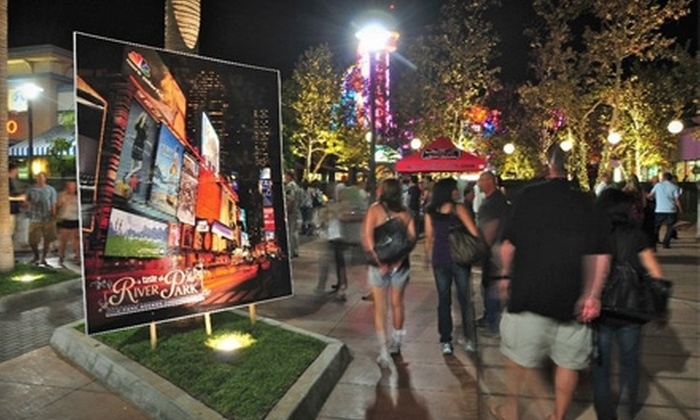 A Taste of River Park - Fresno: $40 for Food, Wine, and Fashion Festival Tickets for Two to A Taste of River Park on Saturday, September 8 ($80 Value)