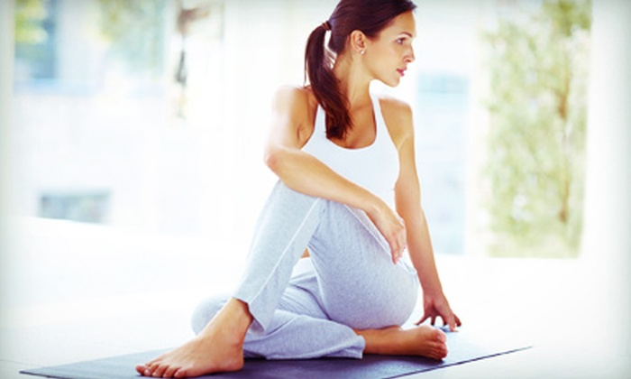 Inspirit Yoga and Fitness Studio - Orlando: One or Two Months of Unlimited Yoga and Fitness Classes at Inspirit Yoga and Fitness Studio (Up to 74% Off)