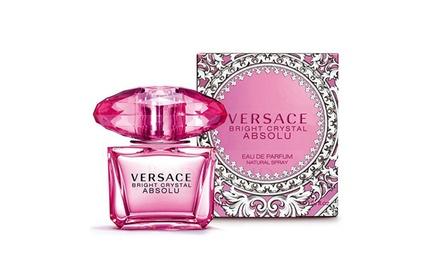 Versace Bright Crystal Absolu Eau de Parfum Spray for Women; 1.7 Fl. Oz.