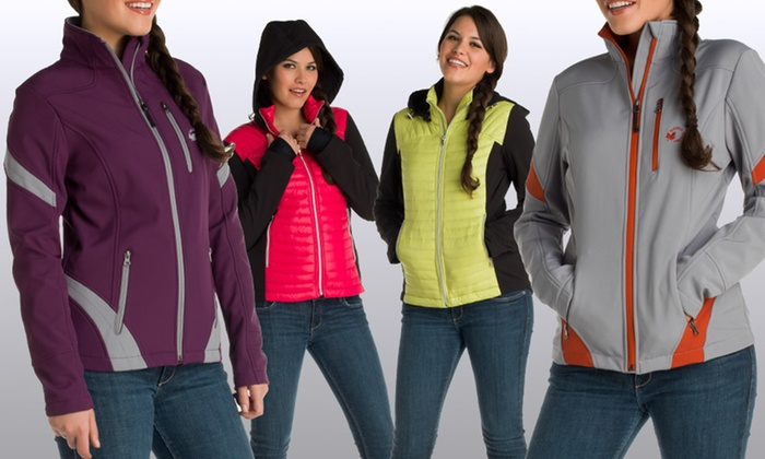 Halifax Women's Jackets: Halifax Women's Jackets (Up to 73% Off). Multiple Options Available. Free Shipping and Returns.
