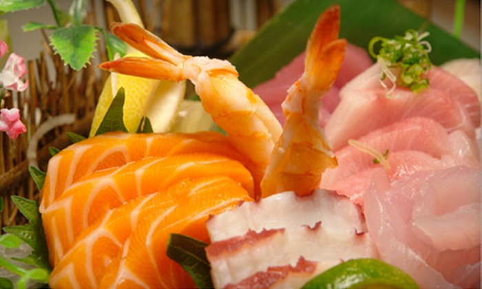 Feng Shui Restaurant - Cohasset: Sushi, Chinese, and Japanese Cuisine at Feng Shui Restaurant (Half Off). Two Options Available.