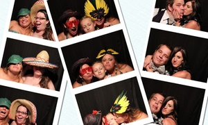 Pics-N-Poses: Three- or Four-Hour Photo-Booth Rental from Pics-N-Poses (Up to 55% Off)