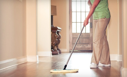 Housecleaning for 4 Rooms (a $110 value) - Merry Maids in