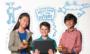 Sylvan Learning Center  : Robotics or Game-Design or Math Edge Day Camps at Sylvan Learning (Up to 40% Off). Three Options Available.