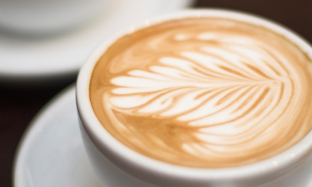 Two or Four Groupons, Each Good for $10 Worth of Food and Drinks at LMcafé (Up to 53% Off)