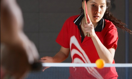 $98 for $175 Worth of Table Tennis — North Bay Table Tennis Club