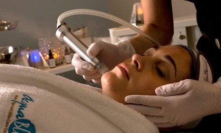 One Three Milks Facial with Optional Microdermabrasion at Acqua Blu Medical Spa (Up to 57% Off)