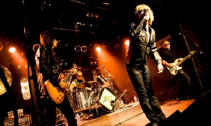 Slippery When Wet: The Ultimate Bon Jovi Tribute - VooDoo Lounge at Harrah's Casino North Kansas City: Slippery When Wet: The Ultimate Bon Jovi Experience on Saturday, February 27, at 9 p.m.