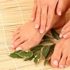 Up to 55% Off Mani-Pedi at J's Nail & Spa