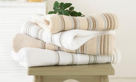 Geriffelte Handtücher 25,00 € -Bettwäsche