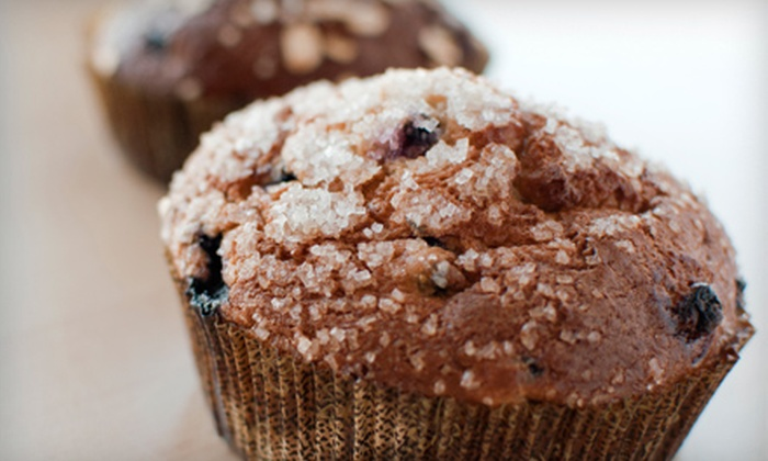 MUFFAZING! - South Quincy: $9 for One Dozen Muffins at Muffazing! (Up to $19 Value)