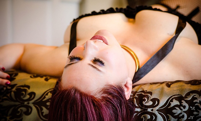 DreamKeepers Photography - Blue Springs: $69 for Boudoir Photo Shoot  at DreamKeepers Photography ($200 Value)