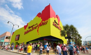 Ripley's Myrtle Beach: Admission for Two to One, Two, or Three Attractions at Ripley's Believe It or Not! Myrtle Beach (Up to 45% Off)
