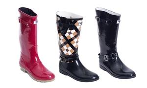 Women's Rider Rain Boots: Women's Rider Rain Boots