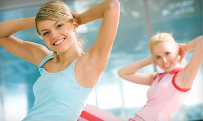 Lady of Livingston - Brighton: 10 or 20 Women's Fitness Classes at Lady of Livingston in Brighton (Up to 76% Off)