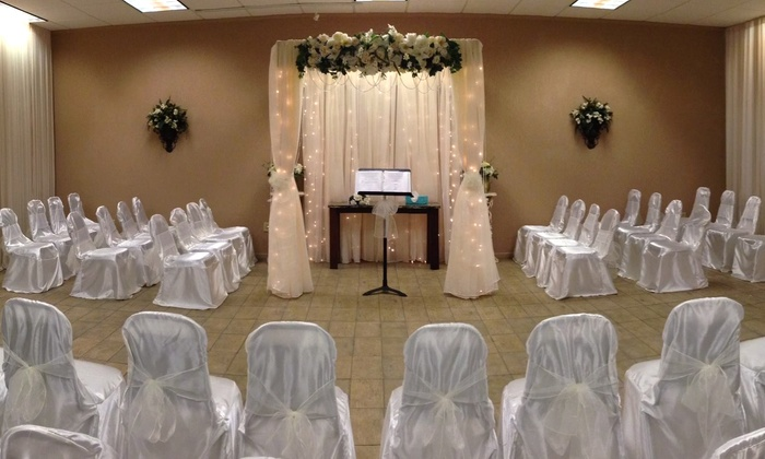 The Wedding Gal - McAllen: $225 for a Wedding Ceremony from The Wedding Gal ($450 Value)