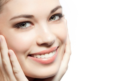 One or Two Customized Peppermint or Pumpkin Latte Facials at Faces by Liz (Up to 67% Off)