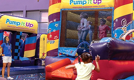 PUMP IT UP TRACY GROUPON