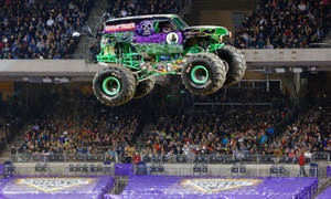Monster Jam – Up to 56% Off  at Monster Jam, plus 6.0% Cash Back from Ebates.