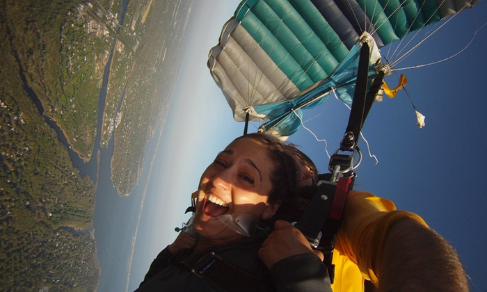 Long Island Skydiving Center - Long Island Skydiving Center: $159 for Tandem Skydiving Experience from Long Island Skydiving Center ($269 Value)