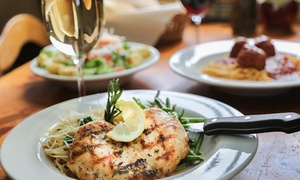 Barolo Restaurant: Lunch Special with Cold or Hot Drink for One ($12) or Two People ($22) at Barolo Restaurant (Up to $48 Value)