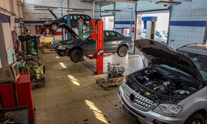 Amtec Autocare: MOT Test at Amtec Autocare