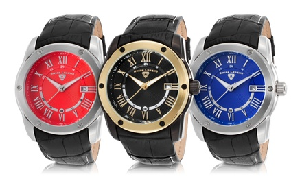 Swiss Legend Men's Traveler Automatic Watches