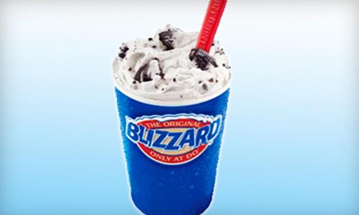 DQ Grill & Chill - Lebanon: Blizzard ($3.59 Value)
