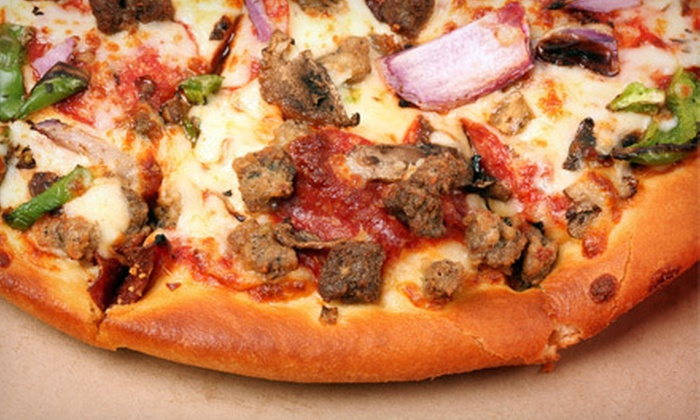 Pepz Pizza & Eatery - La Habra City: $15 Worth of Pizza, Pasta, and Sandwiches