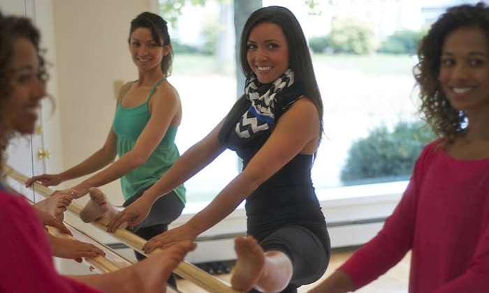 Modern Barre - Chestnut Hill: Four or Eight Classes at Modern Barre (Up to 52% Off)