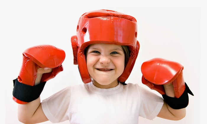 The KO Club for Kids - Middletown: One or Two Months of Youth Boxing and Self-Defense Classes at The KO Club for Kids (Up to 58% Off)