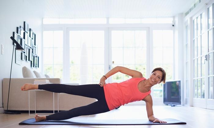 Clique Gallery - Boutique - Addison: Three Yoga Classes at Clique Gallery - Boutique (65% Off)