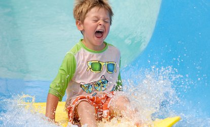 image for Two or Four All-Day Passes to Water Wizz Water Slides of Westerly Rhode Island (Up to 50% Off)