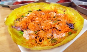 Com Dunwoody Vietnamese Grill Fusion: $24 for $40 Worth of Vietnamese Dinner and Drinks at Com Dunwoody Vietnamese Grill Fusion