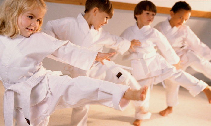 Solid Rock Martial Arts Academy - Eastlawn: 10 Karate Classes or One or Three Months of Karate Classes at Solid Rock Martial Arts Academy (Up to 95% Off)