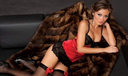 Lingerie from Sobelle Lingerie (Up to 55% Off). Three Options Available.